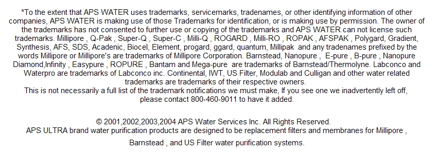 water testing monitoring products | well-water-specialist.com