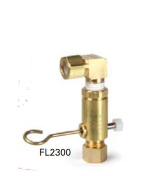 Brine Tank Safety Valves