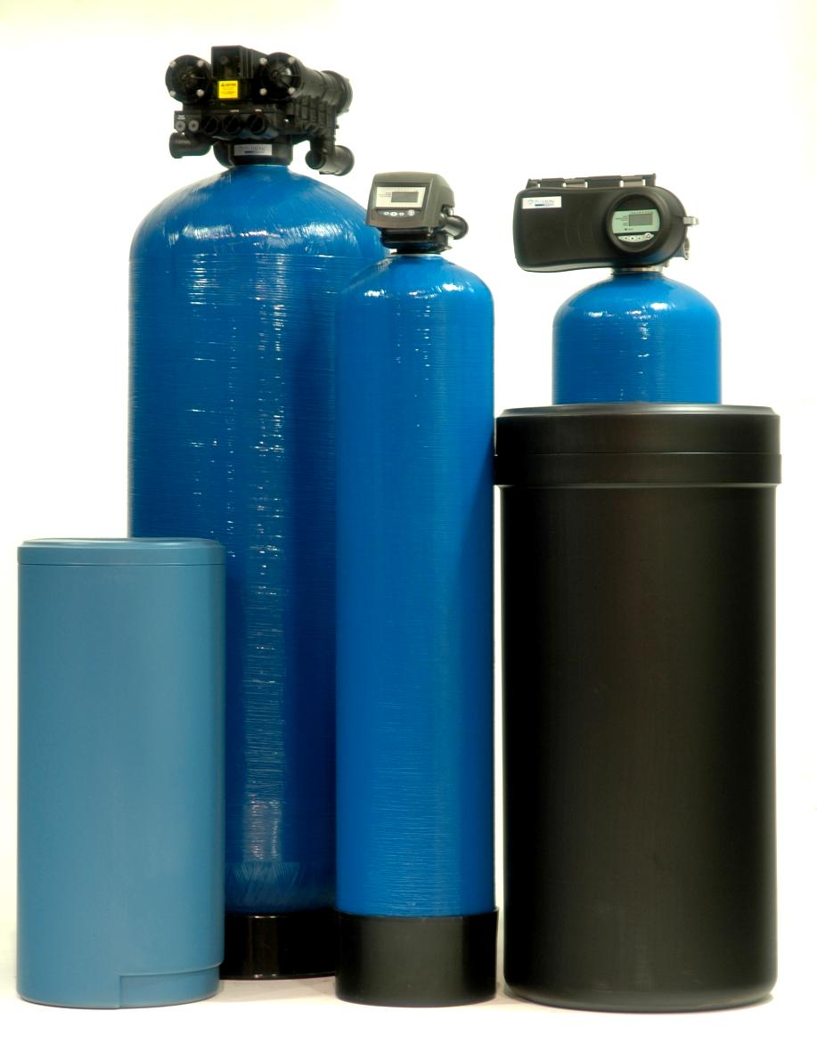 Fleck Timer based softeners with fine mesh resin